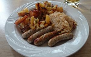 編集ドイツ料理
