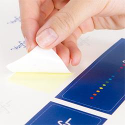 オフセットシール印刷