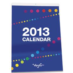 タンザックカレンダー