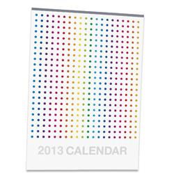 金具付カレンダー