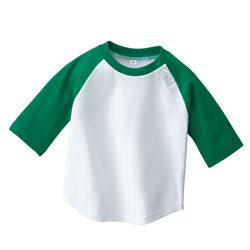 ベビーラグランベースボールTシャツ