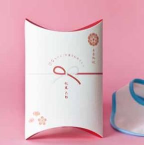 オリジナルパッケージ ピロー型パッケージ